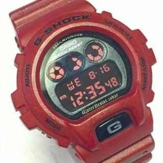 ジーショック(G-SHOCK)の希少!Metallix-G DW-6900GM-4JF G-SHOCK(腕時計(デジタル))