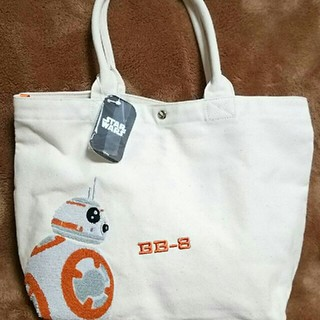 Disney - 未使用★BB-8  トートバッグ
