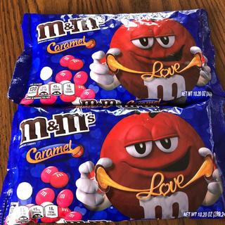 m&m's チョコレート (キャラメル)(菓子/デザート)