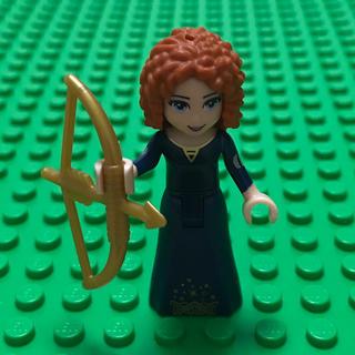 レゴ(Lego)のlego レゴ ミニフィグ ディズニー プリンセス メリダ disney(知育玩具)