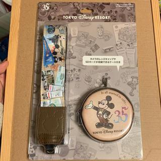 ディズニー(Disney)のディズニーランド35周年   カメラストラップ   販売終了品  すぐ発送(ネックストラップ)