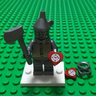 レゴ(Lego)のlego レゴ ミニフィグ オズの魔法使い レゴムービー2 ブリキ 木こり(知育玩具)