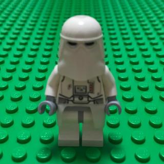 レゴ(Lego)のlego レゴ ミニフィグ スターウォーズ starwars トルーパー(知育玩具)