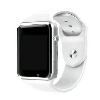 ホワイト スマートウォッチ Bluetooth 箱無し(腕時計(デジタル))