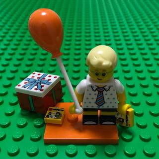 レゴ(Lego)のlego レゴ ミニフィグ シリーズ18 誕生日 バースデイ パーティー 風船(知育玩具)