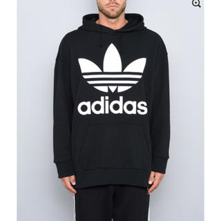 アディダス(adidas)のadidas ビックロゴ 新品未使用(パーカー)