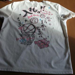 パトラッシュ03様ご検討中バスケTシャツ140センチ+バッシュ23(バスケットボール)