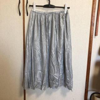 ザラ(ZARA)のZARA ザラ フレアスカート スカート(ひざ丈スカート)