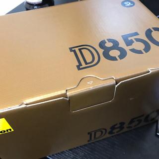 Nikon - d850 新品同様