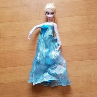 アナトユキノジョオウ(アナと雪の女王)のディズニー プリンセス エルサのドール(ぬいぐるみ/人形)