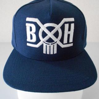 BOUNTY HUNTER / Logo Snap Back Cap