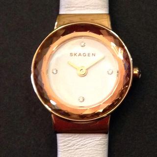スカーゲン(SKAGEN)の花丸様専用 スカーゲン時計とマークバイ ジム用バッグと時計とふくさ×2(腕時計)