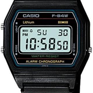 ★送料無料★防水機能 CASIO デジタル 腕時計(腕時計(デジタル))