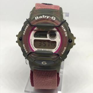 ベビージー(Baby-G)のCASIO カシオ G-SHOCK Baby-G BG-341 電池交換済(腕時計(デジタル))