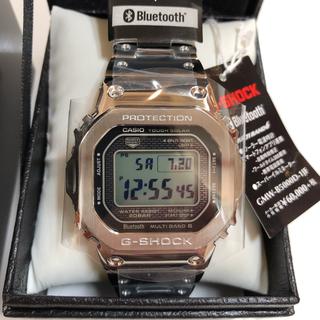ジーショック(G-SHOCK)のCASIO G-SHOCK GMW-B5000D-1JF 正規品 新品 保証付き(腕時計(デジタル))