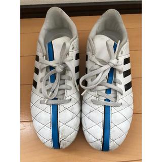 アディダス(adidas)のアディダス フットサルサッカーシューズ24センチ(シューズ)