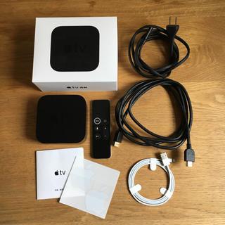 アップル(Apple)のアップルtv 4k HDR 32GB MQD22J/A HDMIケーブル付(その他)