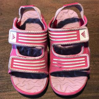 アディダス(adidas)のサンダル(adidas)17cm(サンダル)