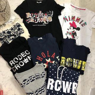 ロデオクラウンズ(RODEO CROWNS)のロデオクラウン🖤ワイドボール まとめ売り(セット/コーデ)