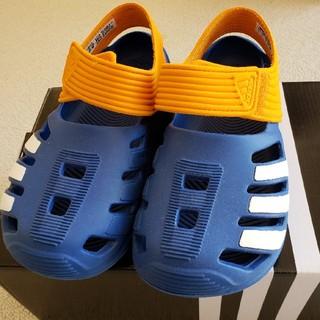 アディダス(adidas)の美品 サンダル アディダス 21(サンダル)