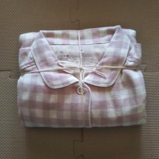 MUJI (無印良品) - 無印良品 婦人用フランネルパジャマMサイズ