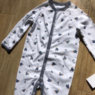 ラルフローレン(Ralph Lauren)のラルフローレン ポロベア カバーオール 新生児(ロンパース)