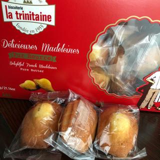 コストコ(コストコ)のコストコ マドレーヌ 16個(菓子/デザート)