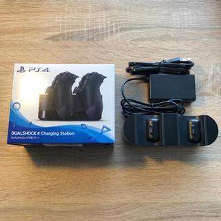プレイステーション4(PlayStation4)のDUALSHOCK4 充電スタンド 保証あり 美品(その他)