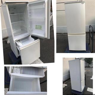 シャープ(SHARP)の冷蔵庫SHARP 167 L 配送無料 (冷蔵庫)