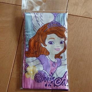 ディズニー(Disney)の新品 コップ袋 ディズニー 小さなプリンセスソフィア(弁当用品)