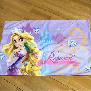 ディズニー(Disney)のラプンツェル 枕カバー(シーツ/カバー)