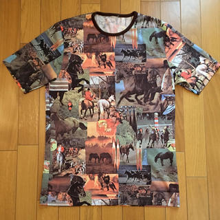 Vintage 総柄 tシャツ (Tシャツ/カットソー(半袖/袖なし))