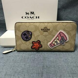 コーチ(COACH)のコーチCOACH長財布国内発送 F20967(長財布)