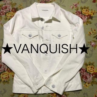 ヴァンキッシュ(VANQUISH)の★VANQUISH★ デニムジャケット ストレッチ(Gジャン/デニムジャケット)
