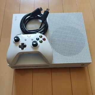 エックスボックス(Xbox)のXBOX ONE S(家庭用ゲーム機本体)