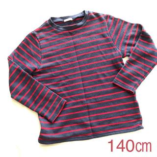 ジーユー(GU)の子供トレーナー 140㎝(Tシャツ/カットソー)