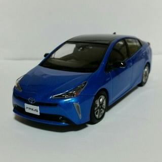 トヨタ(トヨタ)のトヨタ非売品 新型プリウス後期型 カラーサンプル(ミニカー)