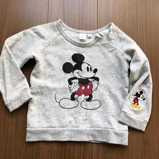 Disney - ミッキー トレーナー