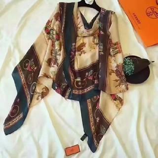 エルメス(Hermes)のHERMESスカーフ枚(バンダナ/スカーフ)