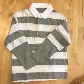 ジーユー(GU)のGU  110cm ロンT(Tシャツ/カットソー)