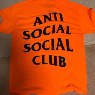 アンディフィーテッド(UNDEFEATED)のアンチソーシャルソーシャルクラブ undefated コラボTシャツ(Tシャツ/カットソー(半袖/袖なし))