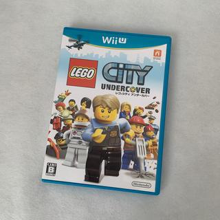 ウィーユー(Wii U)のWii U レゴシティアンダーカバー LEGO(家庭用ゲームソフト)