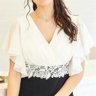 デイジーストア(dazzy store)のdaisy store キャバドレス 結婚式ドレス 大きいサイズ(ミニドレス)