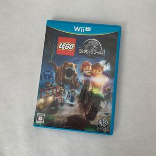 ウィーユー(Wii U)のWii U LEGO ジュラシックワールド(家庭用ゲームソフト)