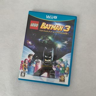 ウィーユー(Wii U)のWii U LEGO BATMAN3 バットマン(家庭用ゲームソフト)