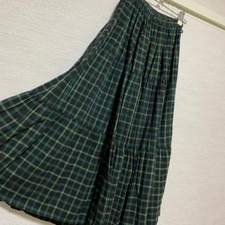サントニブンノイチ(サントニブンノイチ)の古着 ロングスカート(ロングスカート)