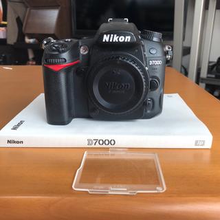 ニコン(Nikon)のNikon D7000 本体 不具合無し(デジタル一眼)