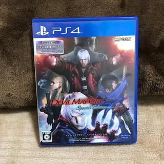 プレイステーション4(PlayStation4)のデビル メイ クライ 4 スペシャルエディション Special edition(家庭用ゲームソフト)