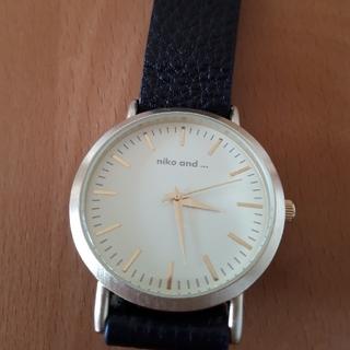 ニコアンド(niko and...)のニコアンド 腕時計 レディース(腕時計)