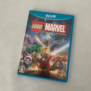 ウィーユー(Wii U)のWii U LEGO MARVEL マーベル スーパーヒーローズ(家庭用ゲームソフト)